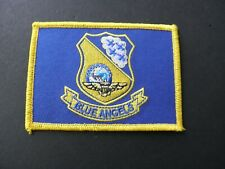 US NAVY BLUE ANGELS EMBROIDERED PATCH 3.5 INCHES USN