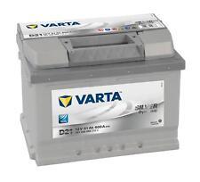 VARTA SILVER dynamic 561 400 060 3162 D21 12Volt 61Ah Starterbatterie