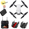 Cool Foldable WIFI  FPV RC Quadcopter Drone 1080P HD Camera Selfie Drone GIFT