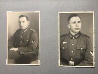 RARE WW2 GERMAN SOLDIERS PHOTO ALBUM 75 PHOTO LUFTWFFE & WEHRMACHT ARMY PIC Lot