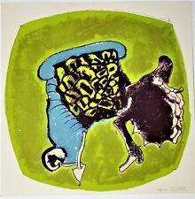 """JOHN ALTOON About Women 1966 GEMINI G.E.L. Ken Tyler LITHOGRAPH """"94/100"""""""