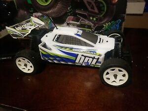 HPI BRAMA 4wd 10B RC buggy 1/10 GM Racing motor