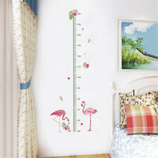 Flamingo Height Wall Stickers For Living Room Bedroom DecorationVNHV