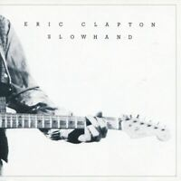 ERIC CLAPTON slowhand (CD, album, remastered) blues rock, very good condition,