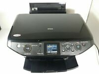 Epson Stylus Photo RX595 All-In-One Inkjet Printer - New Ink