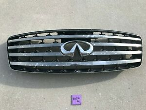 2003-2005 INFINITI FX35 OEM Front Grille Assembly   ROUGH   #620