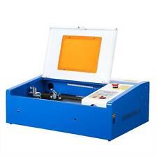 40W CO2 Gas Gravure Laser Machine de découpe Engraver Cutter gravure 300x200mm