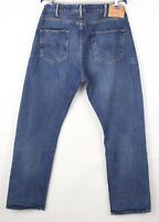 Levi's Strauss & Co Hommes 501 Jeans Jambe Droite Taille W38 L32 BBZ361