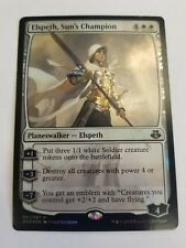 MTG  Magic The Gathering Elspeth, Sun's Champion Duel Deck Foil L@@K!!
