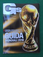 GS GUERIN SPORTIVO EXTRA n.3/2010 , GUIDA AI MONDIALI SOUTH AFRICA
