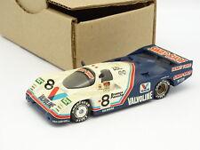 Starter Kit Assembled SB 1/43 - Porsche 962 Valvoline Swap Shop Daytona 1986 N°8