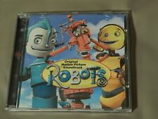 Robots + Spirit: Stallion of The Cimarron (CDs) LOT of 2 Soundtracks_Bryan Adams