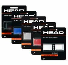 Head Dual Absorbing Replacement Grip (Assorted)