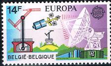 Belgium Space Sattelite 1979 stamp MNH