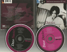 The Kinks DAVE DAVIES Unfinished Business 2 CD w/ SOLO & KINS SONGS OUT OF PRINT