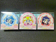 Sailor Moon&Sailor Mars&Sailor Mercury Petit Candy Can