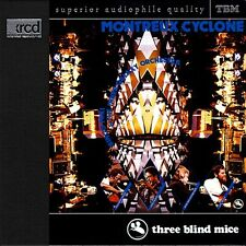 XRCD CD TBM-XR-5020 Bingo Miki, Inner Galaxy Orch Montreux Cyclone 1997 JAPAN SS