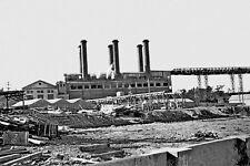 YALLOURN  'A' Power Station c1924-29 2nd view modern Digital Photo Postcard