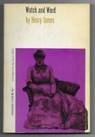 Watch and Ward by Henry James [1960 Evergreen Press 1st pb {#E244} 1st Novel]