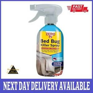 Zero In Bed Bug Mist Killer Spray 500ml