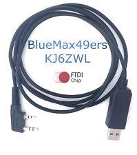 FTDI USB Programming Cable Kenwood  TK-3202 TK-3206 TK-3207 KPG-22