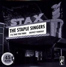 45 U/min LP-(12-Inch) Vinyl-Schallplatten mit Single und R&B, Soul