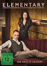 6 DVDs *  ELEMENTARY - STAFFEL / SEASON 3 # NEU OVP +