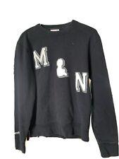 M&N Crewneck Sweatshirt Mitchell And Ness Small Vintage See Pics