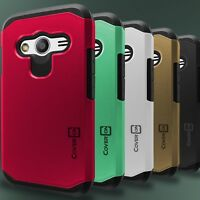 For Samsung Galaxy Ace NXT Case - Hybrid Slim Cover Tough Protective Phone Cover