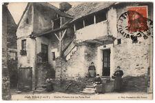 CPA 35 - VITRE (Ille et Vilaine) - 1549. Vieille Maison rue du Puits-Pesé
