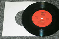 """7"""" The Stooges / Gimme Danger (Druckfehler """"Gimmie""""), I Need Somebody (Fan Club)"""