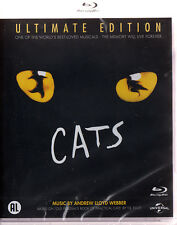 Cats : la comédie musicale [Ultimate Edition]  - David Mallet - Bluray Disc neuf