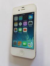 Apple iPhone 4 8GB White Gsm Smartphone Cellphone At&t Att i Phone iPhone4 8 GB