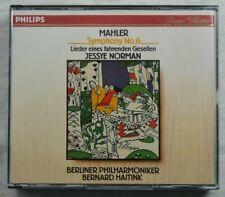 """Mahler Symphony No. 6"" Bernard Haitink Audio CD"