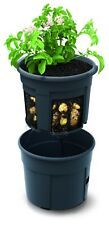 Tomatentopf, Kartoffeltopf 28 Liter / Pflanz- & Anzuchttopf -Anthrazit-