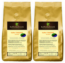 Kaffee Tansania 2x500g, kräftiger Frühstückskaffee ♥ Frische Kaffee Bohnen 1kg