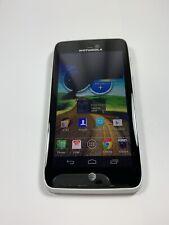Motorola Atrix HD 8GB White - BROKEN LCD - CLEAN ESN - PHONE ONLY    [SWR]