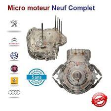 Micro moteur entier neuf pour compteur C5 berlingo A3 A4 A6 Kangoo Scenic Clio..