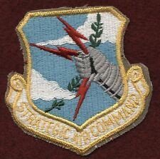 Stratigic Air Command Patch / SAC / U.S. Air Force / Military / Cold War Era
