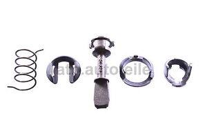 Cilindro Serratura Portiera Kit di Riparazione Per VW Golf IV - Bora Ant. SX /