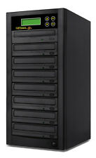 Copystars 1-7 24X SATA CD DVD Duplicator  Machine Copier dual layer CD+G Burner