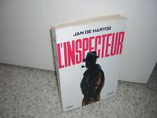 1962.L'inspecteur / Jan de Hartog.Bon ex.du SP