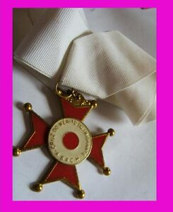DECB68 Cruz Del Mérito De L Inmigración Japonés Brasil