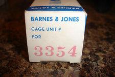 Barnes and Jones 3354