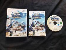 SENGOKU BASARA SAMURAI HEROES Nintendo Wii Game
