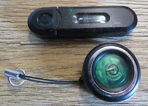 VisorTech USB-Funkschlüssel Wireless PC-Lock
