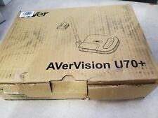 Open Box Aver Avervision U70 13mp Usb Powered Doccam Visu70pls