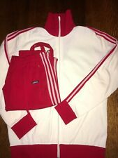 Adidas Vintage tracksuit Made In France early 70´ Création Ventex 100% Polyamide