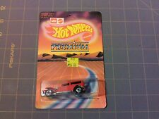 Die Cast Hot Wheels, LEO Mattel India premium, red DEMON CAR, PROWLER