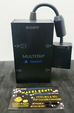 Genuine OEM Sony SCPH-10090 MULTITAP PS2 Playstation 2 Multiplayer Adapter
